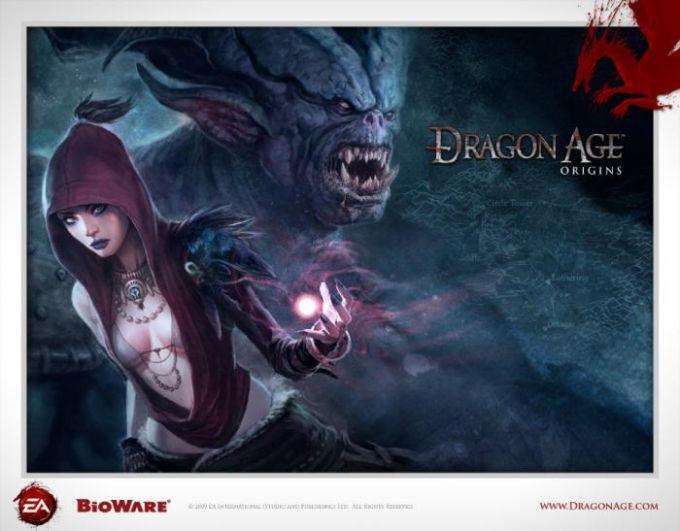Dragon Age: Origins - Papéis de parede
