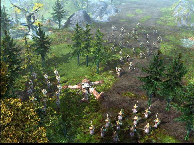 ESDLA: La Batalla por la Tierra Media II
