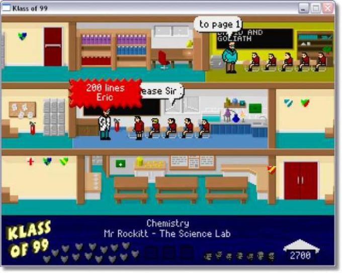 Skool Daze: Klass of 99