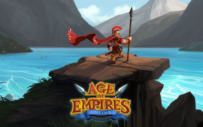Age of Empires Online Tema para Windows 7