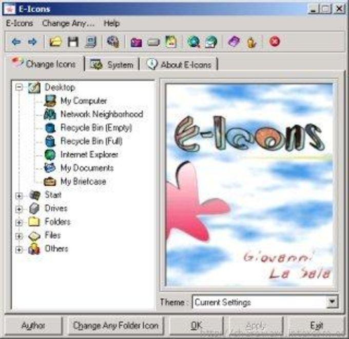 E-Icons