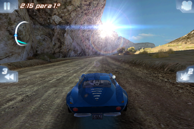 Fast and Furious 5: El juego oficial