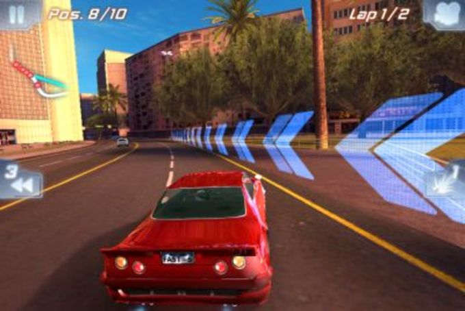 Fast Five the Movie: Official Game