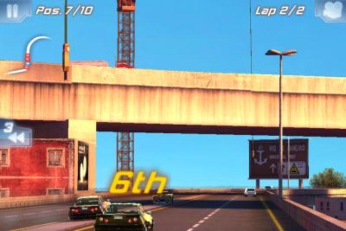 Fast & Furious Five: Offizielles Spiel
