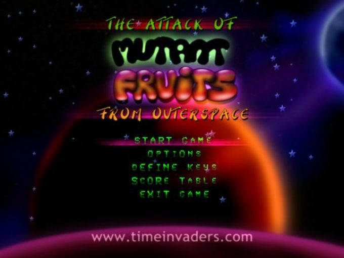 The Attack of Mutant Fruits from Outer Space Portable