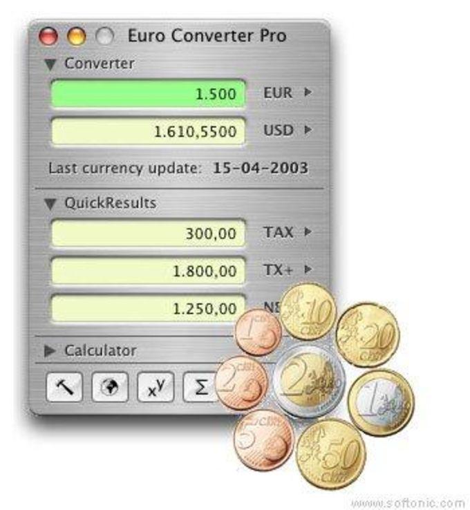 Euro Converter Pro