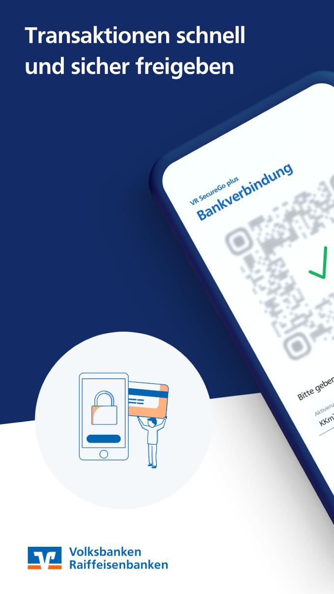 VR SecureGo plus: Zahlungen direkt freigeben