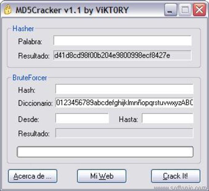 MD5Cracker