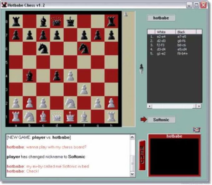 Hotbabe Chess