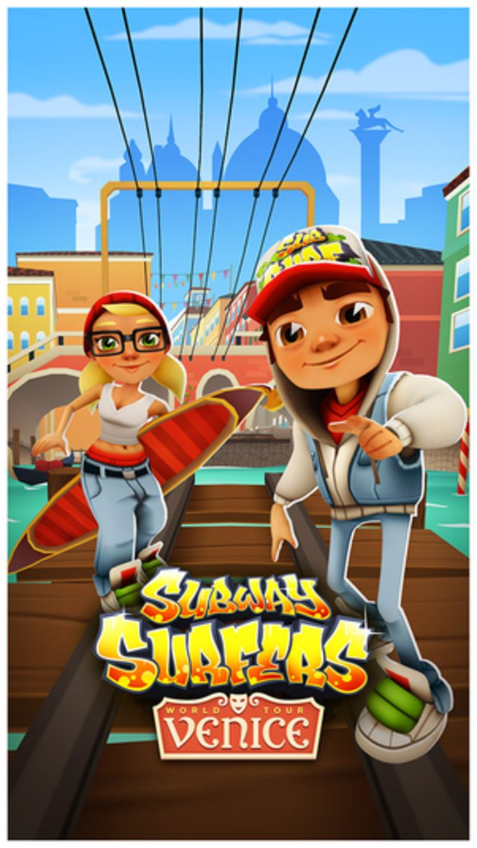 Subway surfers | Download free PC PS2 PSP XBOX GAMES