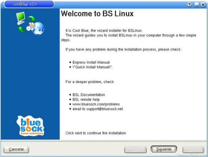 BSLinux Edición Personal
