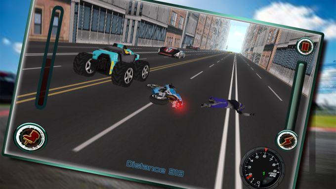 Speedy Moto Bike Rivals Racing