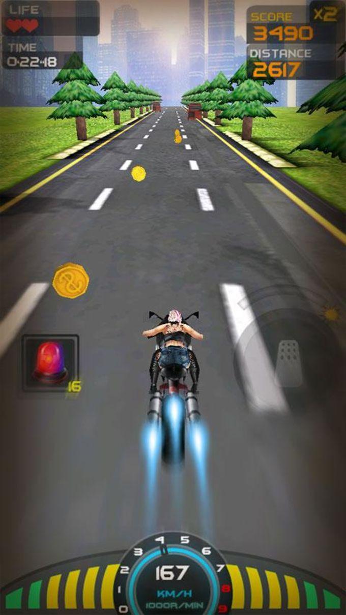 Death Racing Moto