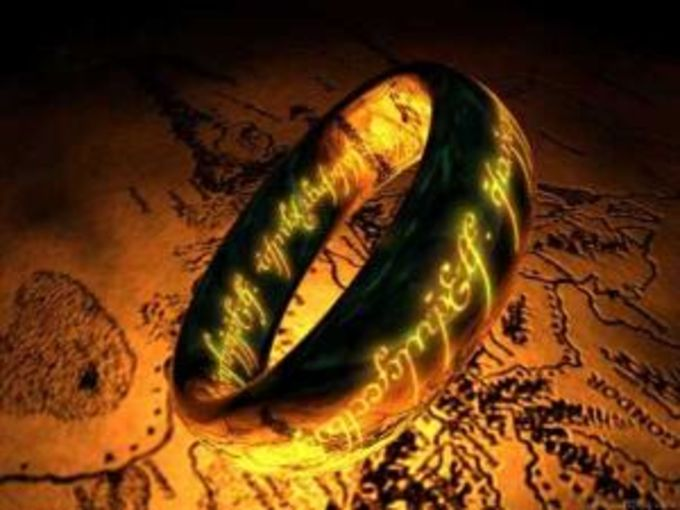 The One Ring 3D Screensaver
