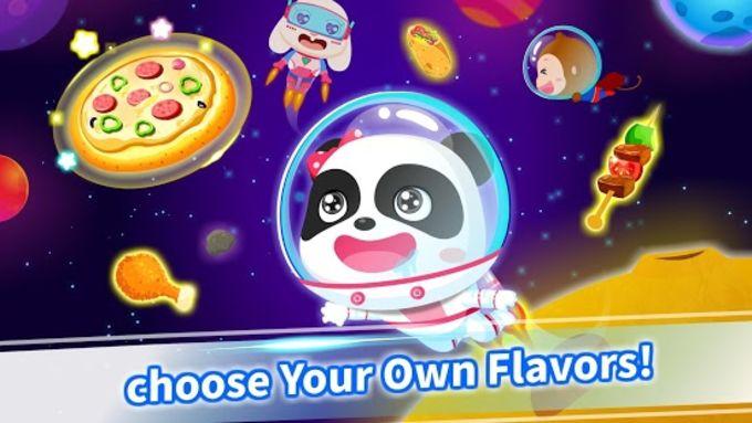 Baby Panda Robot Kitchen - Game For Kids
