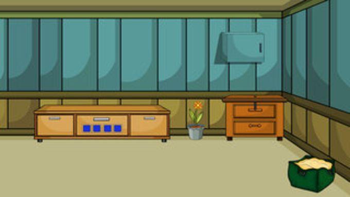 817 Escape From Mini Room