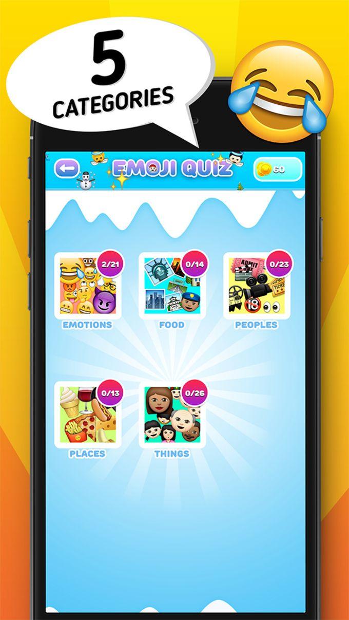 Emoji Quiz - Guess the emoji keyboard word puzzles