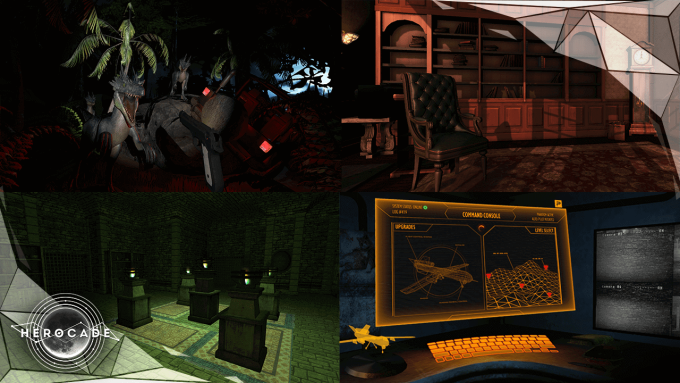 HeroCade PS VR PS4