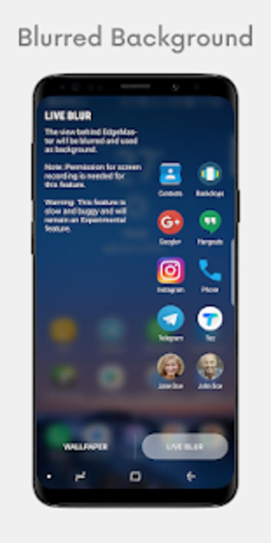 EdgeMaster  S9 Edge features
