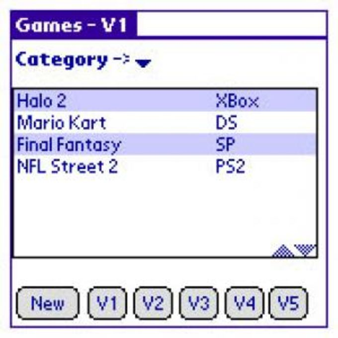 Games Gear