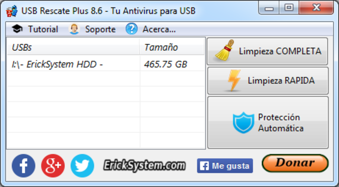 USB Rescate