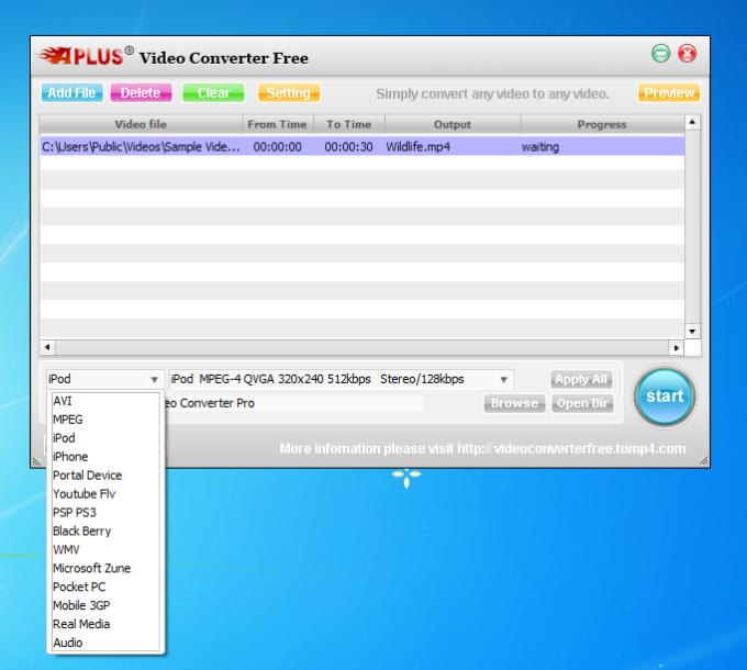 Video Converter Free
