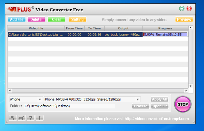 Aplus Video Converter