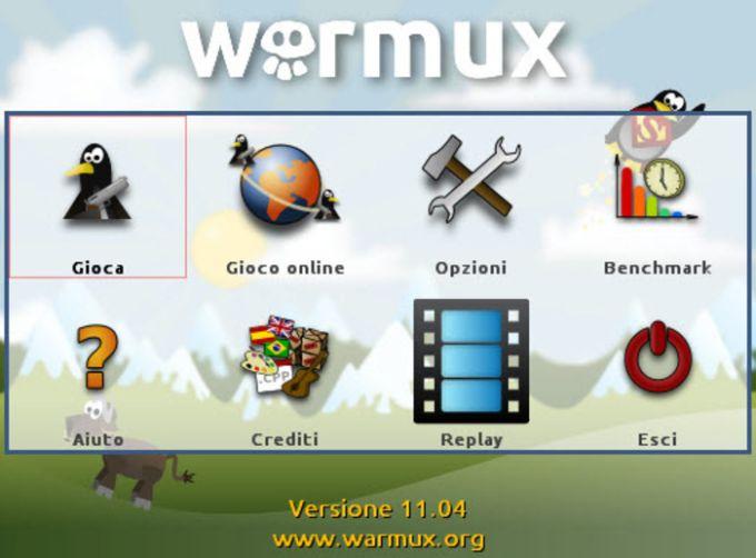 WarMUX Portable