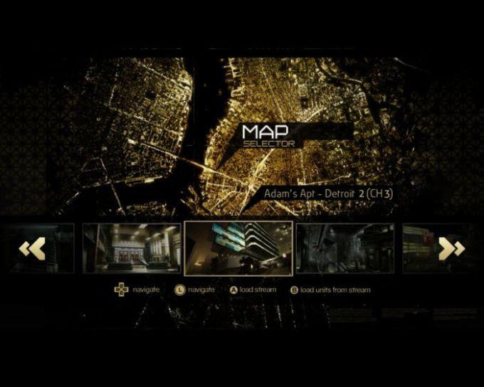 Deus Ex: Human Revolution Debug Mod