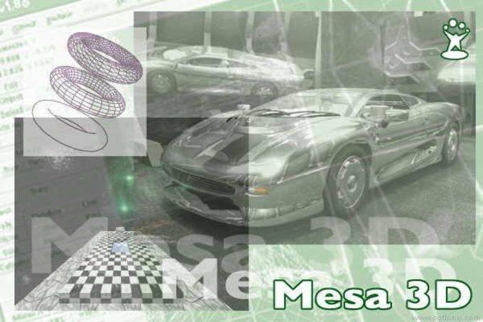 Mesa 3D Graphics Library