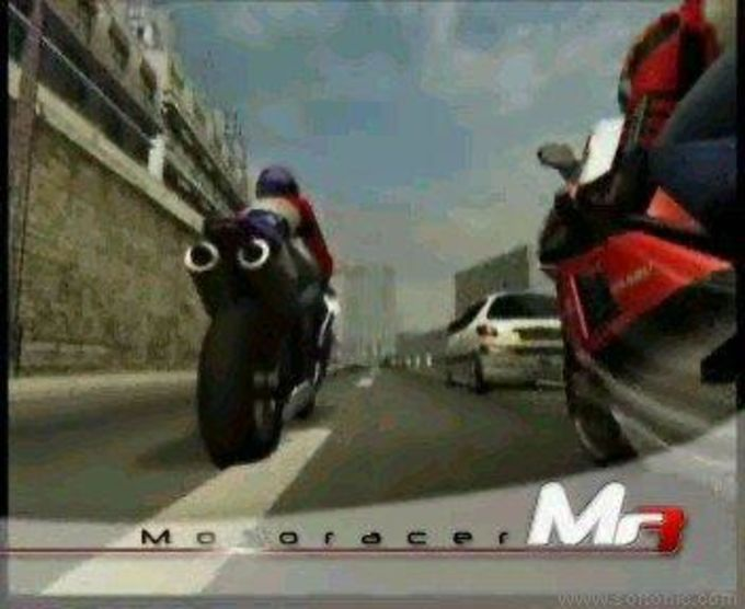 Moto Racer 3 Video