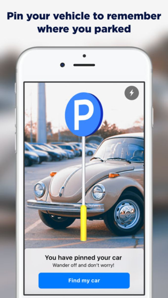 PinDrive: AR Parking Assistant