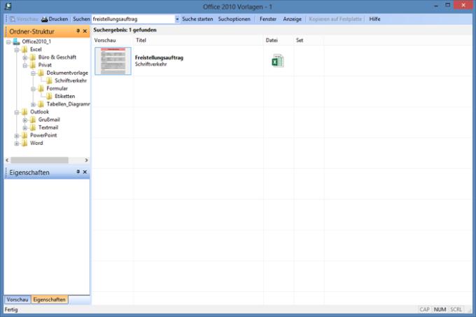 10.000 Office Vorlagen - Download
