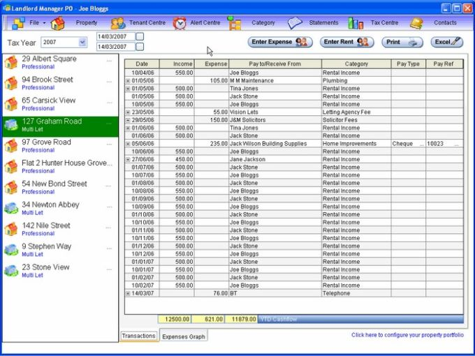 Landlord Manager 2008