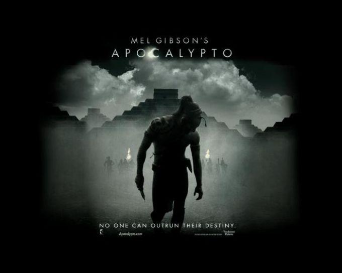 Ecran de veille Apocalypto