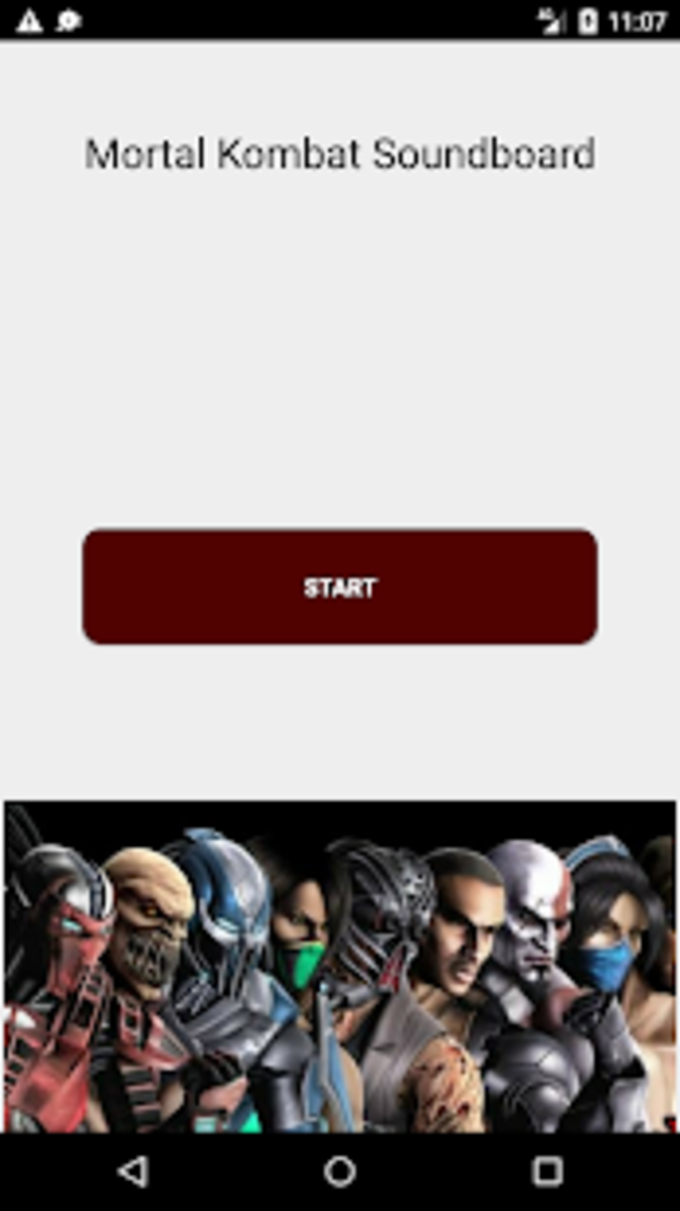 Mortal Kombat Soundboard