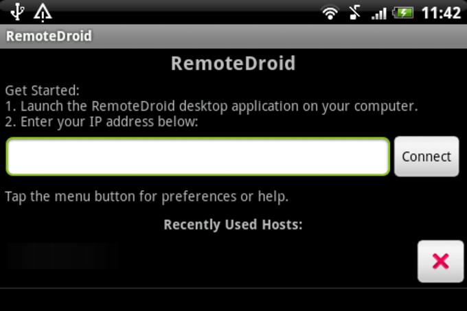 RemoteDroidServer