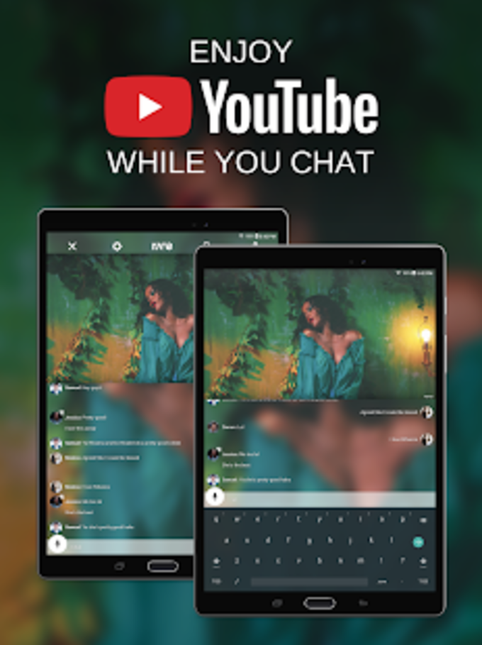 Rave Netflix YouTube with Friends for Android - Download