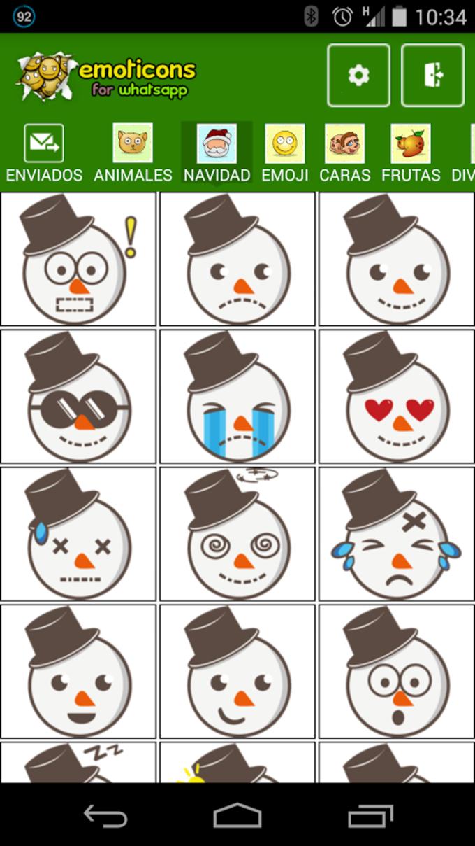Emoticonos Plus