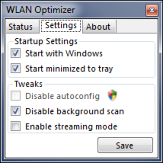 WLAN Optimizer