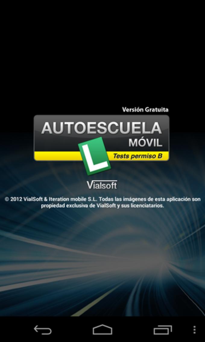 Autoescuela Móvil - Test DGT