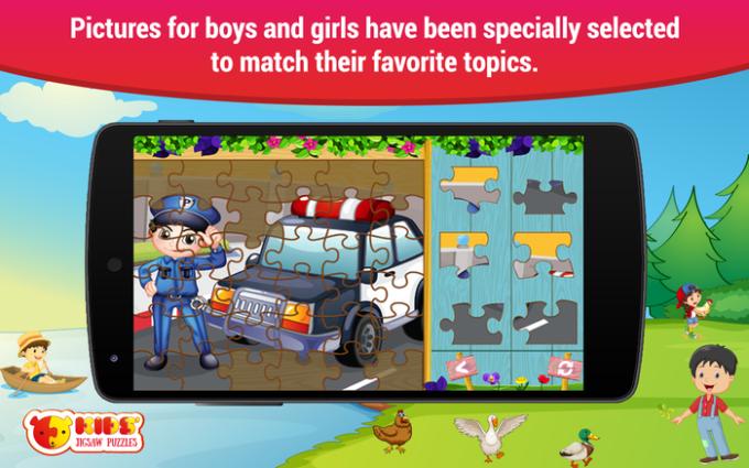 Kids Jigsaw Puzzles