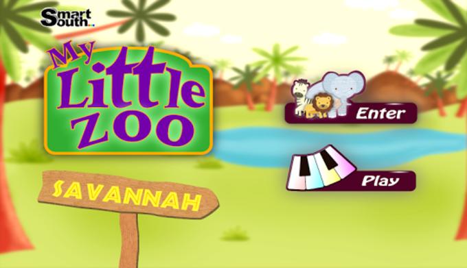 My Little Zoo Savannah
