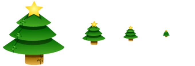 Christmas Dolls Icons