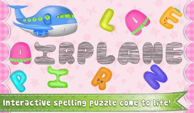 Palabras preescolar para niños