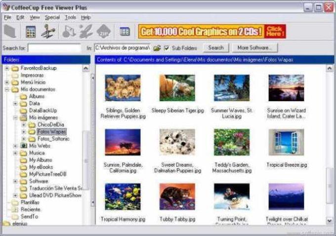 CoffeeCup Free Image Viewer