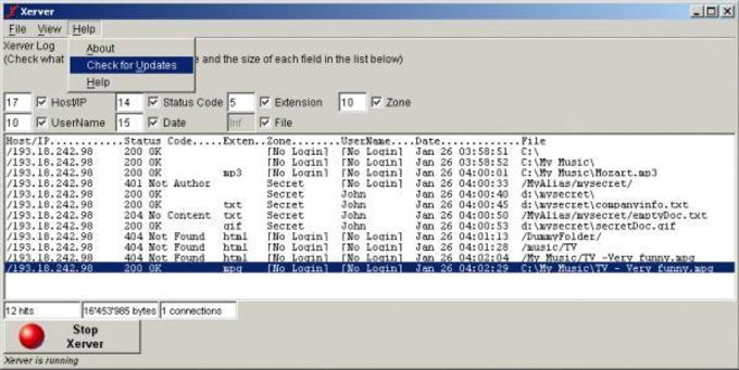 Xerver Free Web Server