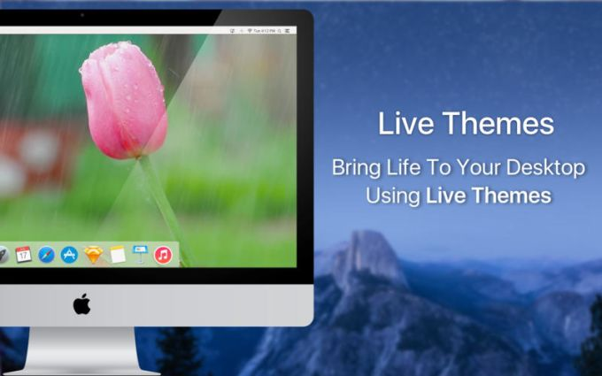 Live Desktop - Animated Live Wallpapers and Themes