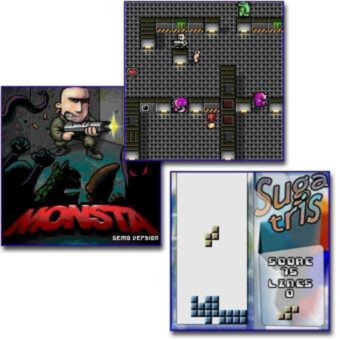 Monsta+Sugatris Gamepack