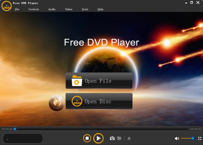 Free DVD Player